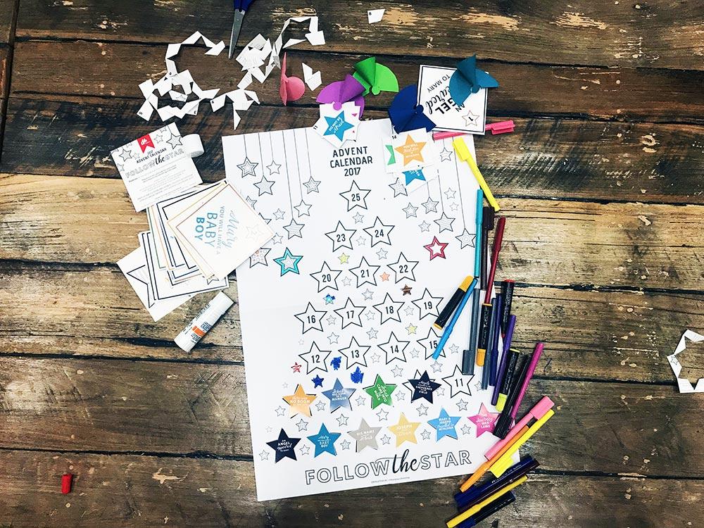 2017 Advent Calendar – Follow the Star